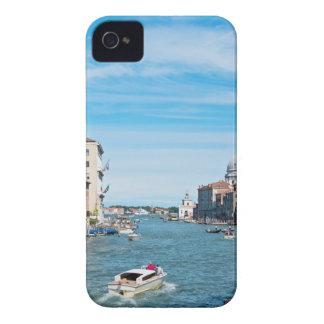 Vue du pont à Venise Coque iPhone 4