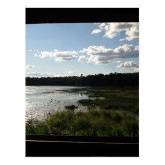 Vue panoramique carte postale