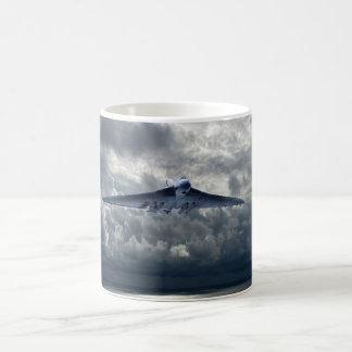 Vulcan orageux mug