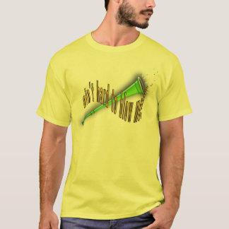 Vuvuzela Aint dur pour me souffler T-shirts