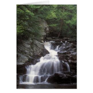 Waconah tombe Berkshires le Massachusetts Carte