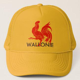 wallonie de wallon de coq casquette