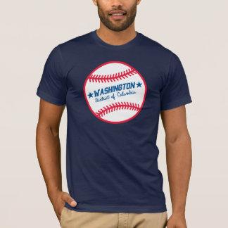 Washington D.C. Baseball T-shirt