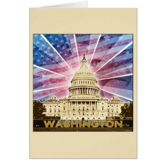 Washington DC Carte