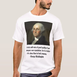 Washington, George Washington - Cu… - Customisé T-shirt