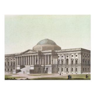Washington, le capitol, de 'Le Costume Ancien e Cartes Postales