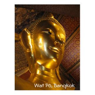 Wat Pô, Bangkok Carte Postale