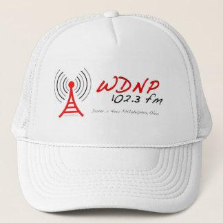WDNP 102,3 casquette par radio de Douvres/de