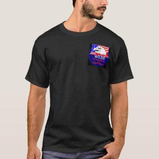 WEBB 2016 de JIM T-shirt