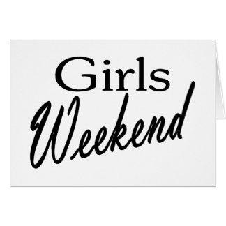 filles weekend cartes filles weekend cartons d 39 cartons d 39 invitation cartes photos. Black Bedroom Furniture Sets. Home Design Ideas