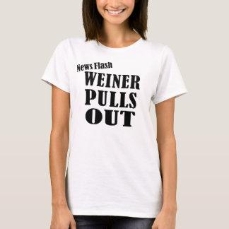 WEINER RETIRE - le T-shirt
