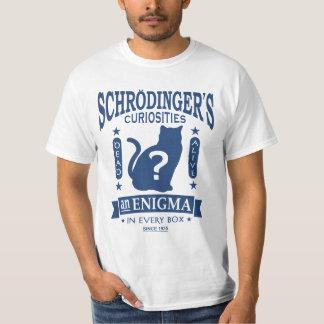 Werktuigkundigen van de Kat van Schrodinger de T Shirt