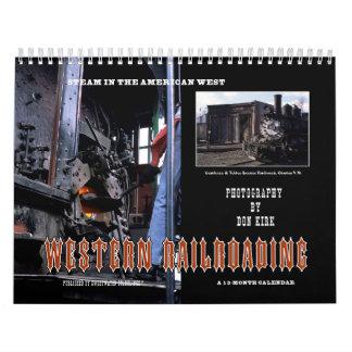 Westerne Railroading Kalender
