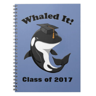 Whaled il classe d'épaulard mignon de l'orque 2017 carnet