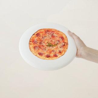 Wham-O Frisbee Jeu de pizza de nouveauté avec votre nourriture
