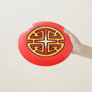 Wham-O Frisbee Symbole chinois de Lu