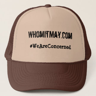 WhomItMay.com - casquette