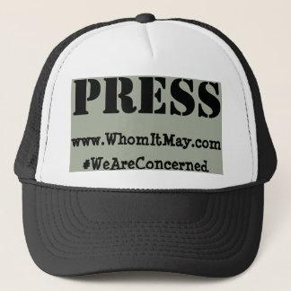 WhomItMay.com - PRESSEZ le casquette