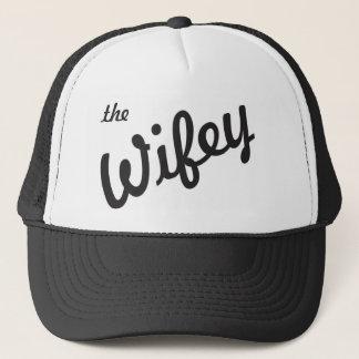 Wifey Trucker Pet