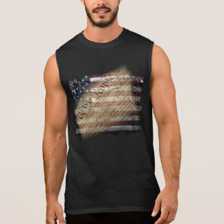 Wij de Mensen de Vintage V.S. markeren Sleeveless T Shirt