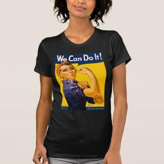 Wij kunnen het doen! Rosie de Klinkhamer Vintage T Shirt