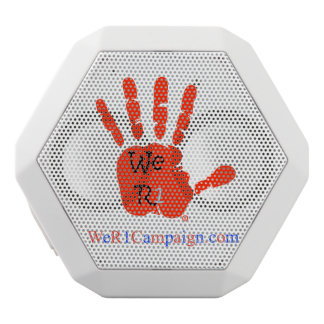 Wij R1 de Rode Spreker van Bluetooth van de Hand Witte Bluetooth Speaker