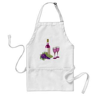 Wijn & de Toost van Druiven schorten