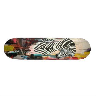 Wild Life Black Skateboard 21,6 Cm