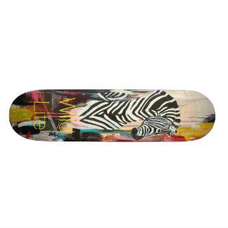 Wild Life Skateboard 19,7 Cm