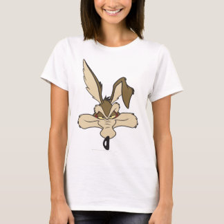 Wile E. Coyote Pleased HoofdSchot T Shirt
