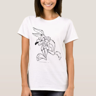 Wile E. Coyote Scheming T Shirt