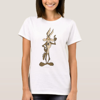 Wile E. Coyote Standing grand T-shirt
