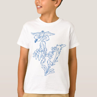 Wile E. Coyote Surprised par la ROUTE RUNNER™ T-shirt