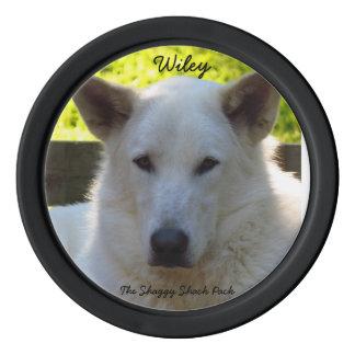 Wiley, survivant de GCACS Rouleau De Jetons De Poker