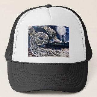 William Blake le casquette de tourbillon d'amants