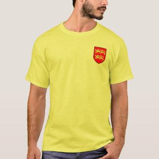 William le manteau de conquérant de la chemise de t-shirt