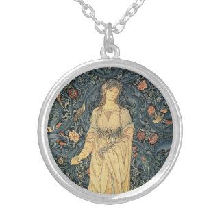 William Morris antique Flora Collier