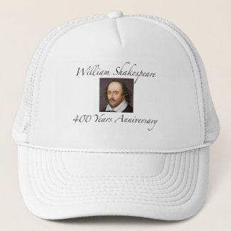 William Shakespeare 400 ans d'anniversaire Casquette