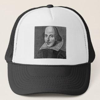 William Shakespeare Casquette