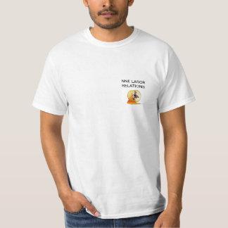 woestijnrat wiel, de VERHOUDINGEN van de WERK T Shirt