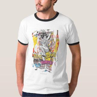 Wonder Collage 1 van de Vrouw T Shirt