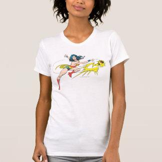 Wonder de Kroon van WomanThrows T Shirt