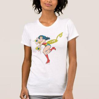 Wonder de Manchetten van de Vrouw T Shirt