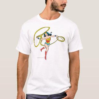 Wonder de Slingerende Lasso van de Vrouw T Shirt