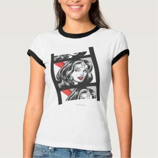 Wonder de Strook van de Film van de Vrouw T Shirt