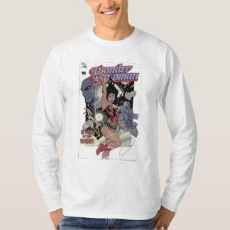 Wonder de Terugkeer van de Vrouw van de Kleur T Shirt