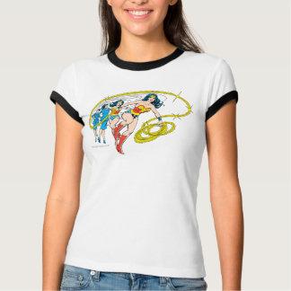 Wonder de Transformatie van de Vrouw T Shirt