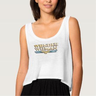 Wonder het Logo van het Potlood van de Vrouw Tanktop