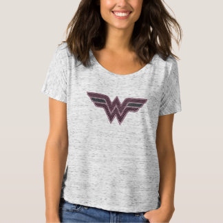 Wonder Logo van het Netwerk van de Controleur van T Shirt