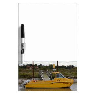 Workboat rapide petite Winnie Tableaux Blancs Effaçables À Sec